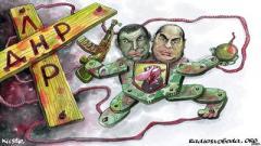 """Внутренние войны """"донбасских республик"""": падение """"Трои"""" и дамоклов меч над Захарченко с Плотницким"""