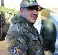 """Волонтер Доник: """"Сегодня для каждого украинца место силы - на восточном фронте"""""""