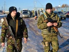"""Удачная """"охота"""" в Марьинке: попались боевики, найдены тайники"""