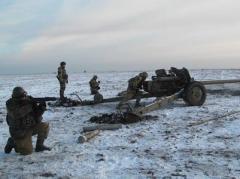 Пророссийские боевики пытаются полностью уничтожить Зайцево