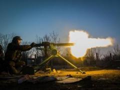 В районе Марьинки слышны взрывы - соцсети