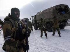 Боевиков «ДНР» перебрасывают в «ЛНР»