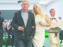 Известный украинский актер снова женился, свадьба была в Штатах
