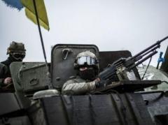 Боевики стягивают технику на передовую в район Донецка и Горловки