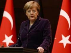 Меркель заявила, что она в ужасе от ударов России в Сирии