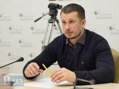 """Куратор полка """"Азов"""" Андрей Билецкий попал в ДТП"""