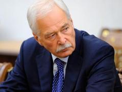 Грызлов заявил о готовности России к личным встречам для переговоров по Донбассу