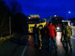Блокада российских фур в Украине продолжается, несмотря на решение Кабмина (ВИДЕО)