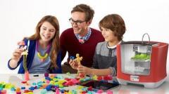 """В США представлен """"игрушечный"""" 3D-принтер"""