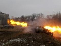 После боя под Марьинкой террористы получили семь 200-х