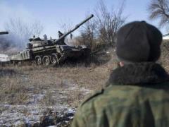 """С начала суток 19 февраля боевики 22 раза нарушили """"режим тишины"""" (ВИДЕО)"""