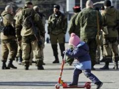 Дети войны: от конфликта на Донбассе пострадали 580 тысяч детей