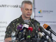 Активность боевиков на донецком направлении несколько снизилась, но Россия продолжает снабжать своих подопечных оружием