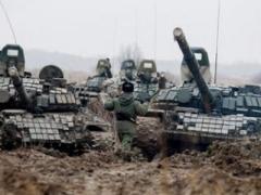 """В секторе """"М"""" наблюдается накопление живой силы и техники боевиков. Идет подготовка к наступлению?"""