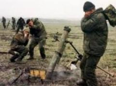 За прошедшие сутки пророссийские боевики 55 раз обстреляли силы АТО, 22 раза палили по Марьинке (ВИДЕО)