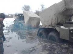 Под Новоазовском  расстрелян патруль полка спецназа ФСБ