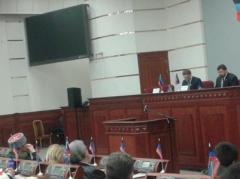 Сегодня псевдореспублики подписали еще одну не имеющую юридической силы бумагу о взаимном сотрудничестве
