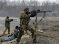 Сегодня боевики произвели уже 17 обстрелов (ВИДЕО)