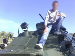 Попался боевик, воевавший с гранатами и автоматом