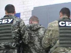 В зоне АТО задержали очередного предателя