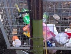 В центре Мариуполя нашли корпус гранатомета