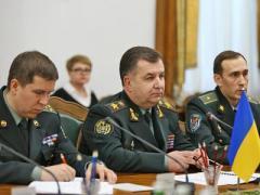 Полторак: Украина должна изменить систему военного образования