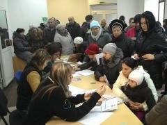 Переселенцы начинают сами бороться за свои права