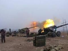 Сегодня утром в Донецке громыхала артиллерия