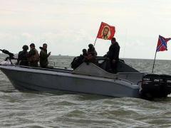 «ДНР» создает собственный «военно-морской флот» на базе рыбацких лодок и прогулочных катеров