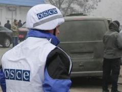 """Боевики """"ДНР и ЛНР""""  срывают работу миссии ОБСЕ в зоне АТО"""