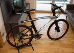 В Китае представили Android-велосипед