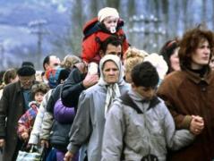 Обновленные данные: сколько в Украине переселенцев