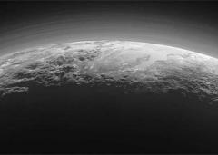 Астрономы разглядели на Плутоне облака