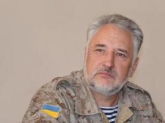 Жебривский: Мы не может поступать с территориями Донбасса, как с Крымом