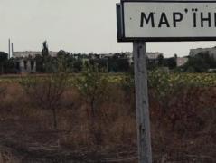 Донбасс - это Украина: жители прифронтовых Марьинки и Красногоровки заразительно поют украинские песни (ВИДЕО)