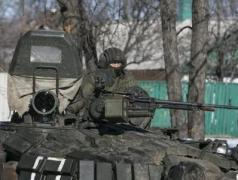 С начала суток 11 марта боевики 31 раз обстреляли позиции сил АТО (ВИДЕО)