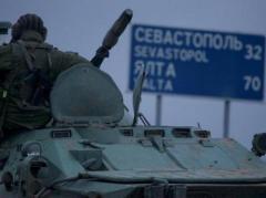 Мнение эксперта: Крым - военная база для тренировки боевиков и отправки их на войну на Донбасс и в Сирию
