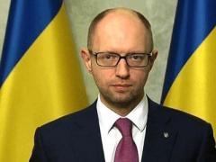 Яценюк дал понять, что добровольно в отставку не подаст