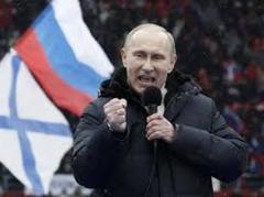 """""""Я хочу, чтобы он жил - долго и мучительно"""", - украинский волонтер требует суда над Путиным"""