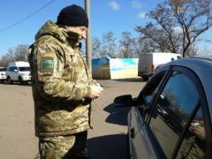 Губернатор Донетчины лично приехал на КПВВ бороться с коррупцией