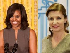 Марина Порошенко обратилась к Мишель Обаме  с просьбой присоединиться к кампании по освобождению украинцев, незаконно заключенных в России