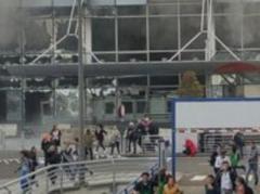 """В аэропорту Брюсселя """"Завентем"""" произошло два взрыва, есть жертвы"""