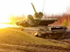 В районе авдеевской промзоны боевики применили  тяжелую бронетехнику