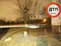 В Соломенском районе Киева ночью прогремел мощный взрыв