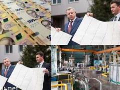 Гривневые банкноты будут изготавливать из украинского льна