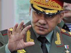 Шойгу намерен перебросить более тысячи единиц бронетехники к западной границе