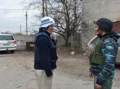 """Наблюдатели ОБСЕ не хотят ехать в """"промку"""" Авдеевки, - Бочкала"""