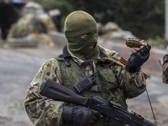 """Российский офицер связи, защищающий """"русский мир"""" на Донбассе, подорвал себя гранатой"""