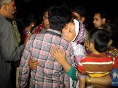 Число жертв теракта в Пакистане возросло до 72, среди погибших 29 детей