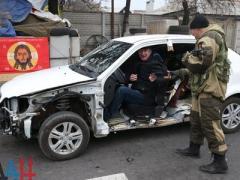 """В """"ДНР"""" узаконили наказание  нелегальных автоперевозчиков"""